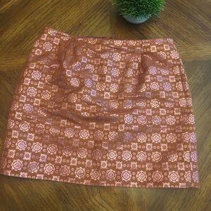 EUC JCrew skirt - Size 2